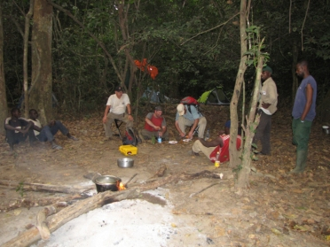 Gonga Camp 1