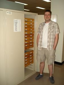 Lyman Entomological Museum Mantode collection