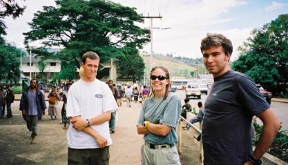 group in goroka