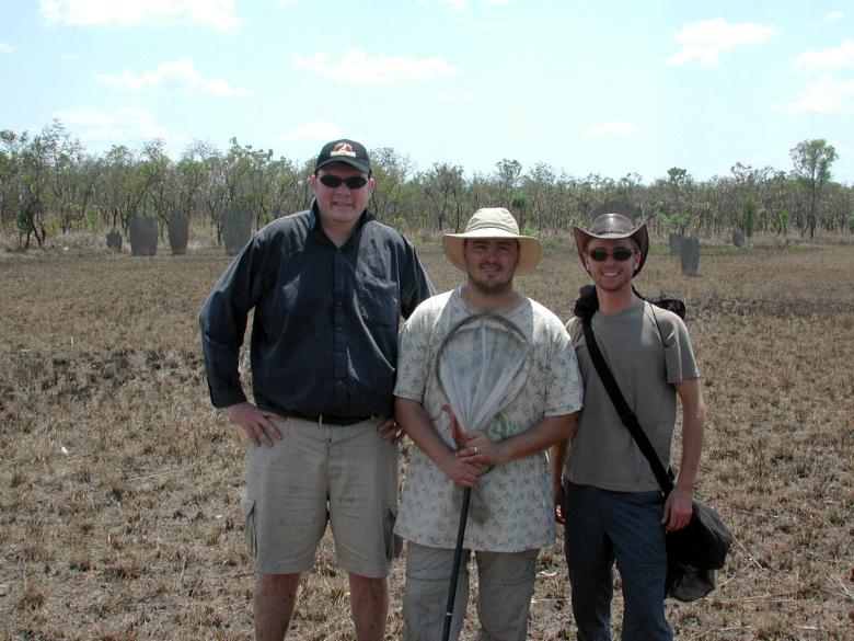 Heath Steve Gavin termite