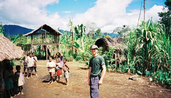 Herowana hut1