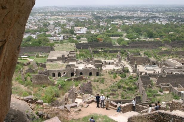 Hyderabad City 42