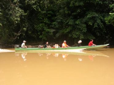 Mulu Boat Trip2
