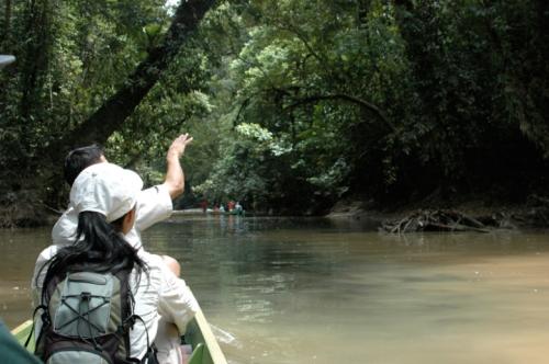 Mulu Boat Trip5