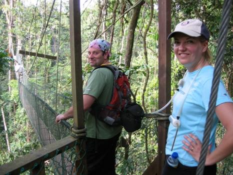 Mulu Canopy Walk4
