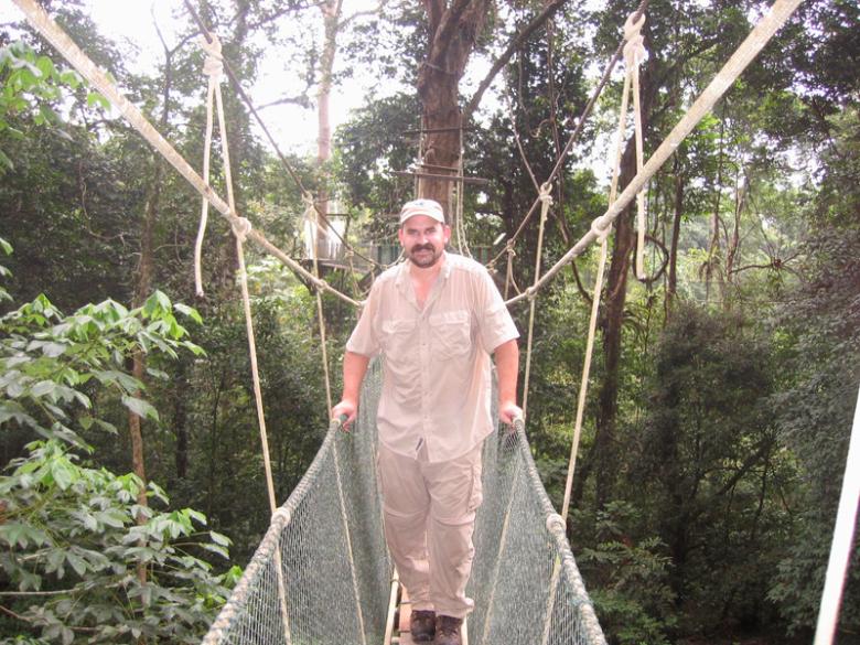 Mulu Canopy Walk8 Miller