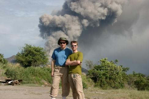 Rabaul Volcano 2