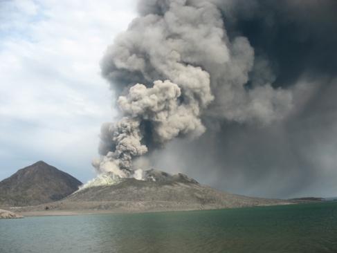 Rabaul Volcano 3