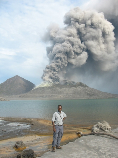 Rabaul Volcano 5