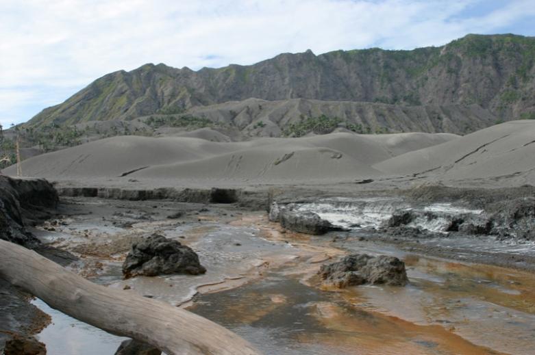 Rabaul Volcano 7